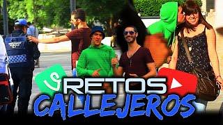 ► Retos Callejeros | Juca vs DebRyanShow | Bromas