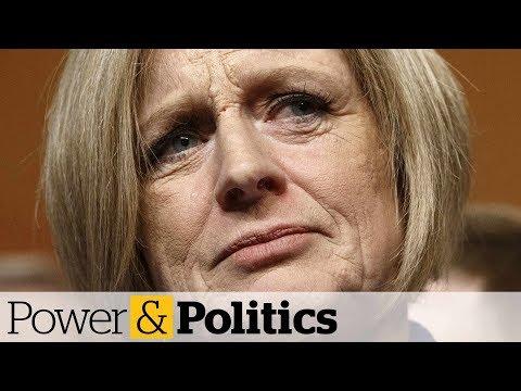 Notley kicked out of Alberta legislature over Bill 22 controversy | Power & Politics