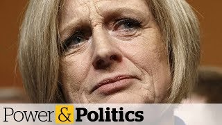 Notley kicked out of Alberta legislature over Bill 22 controversy | Power & Politics