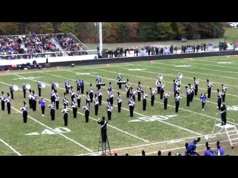 Montague High School Marching Band
