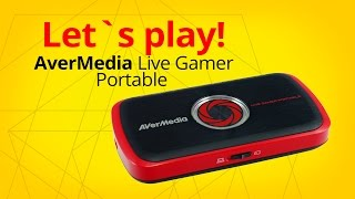 averMedia Live Gamer Portable - обзор карты внешнего захвата