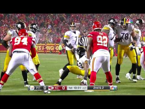 2016 AFC Divisional Playoff - PIT @ KC [FULL GAME]