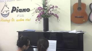 [Piano Fun] Rước đèn tháng tám - dạy nhạc hà nội