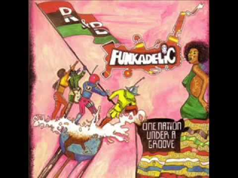 Parliament Funkadelic-One Nation Under A Groove Live 1978