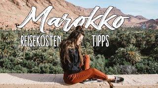 Marokko Reisekosten & Reisetipps - So günstig ist Urlaub in Marokko l Whats Next