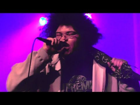 RA THE RUGGED MAN & AFRO w/MR. GREEN (LIVE LUXEMBOURG)