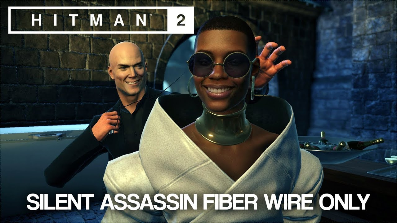 Hitman 2 Master Difficulty Isle Of Sgail Silent Assassin Suit