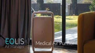 Medical air purifier- EOLIS Air Manager - Presentation