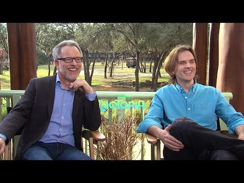 ZOOTOPIA   Writer & Director Byron Howard & Rich Moore Exclusive Interview