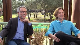 ZOOTOPIA | Writer & Director Byron Howard & Rich Moore Exclusive Interview