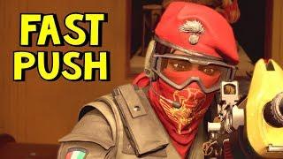 Rainbow Six Siege | Fast Push
