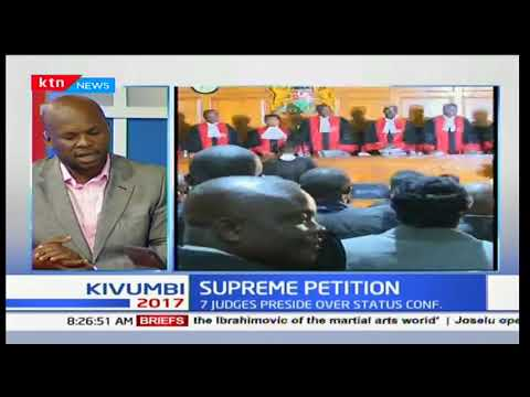 Supreme Court to decide on issues to be argued in the presidential petition