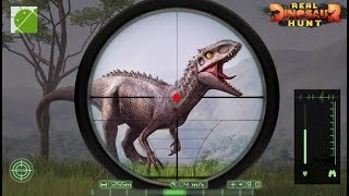 Dino Games Hunting Expedition Wild Animal Hunter - Android Gameplay FHD