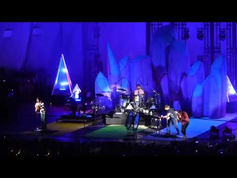 Imagine Dragons Believer Hollywood Bowl 10-1-2017 Los Angeles, California