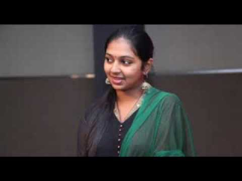 Lakshmi Menon watches movies in...