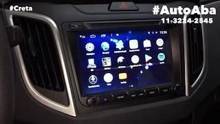 Hyundai Creta Instalamos Vários acessórios na AUTOABA acessórios