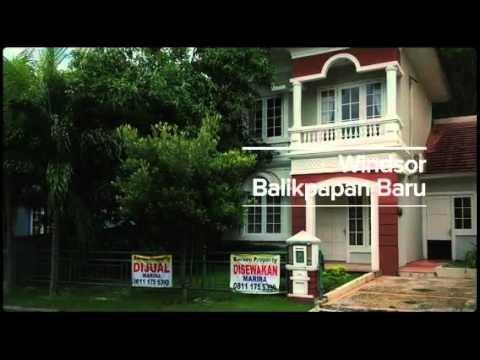 Rumah Dijual Windsor Balikpapan Baru Hub 08111755390 Marina Youtube