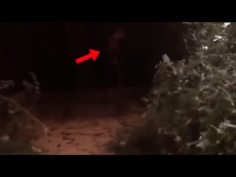 5 Unexplained Beings Caught On Camera & Spotted In Real Life! #2