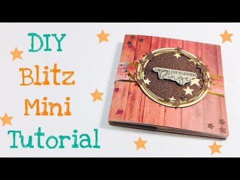 Blitz Mini Album [tutorial | deutsch]