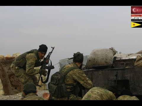 Urgent news. Turkish army seized YPG grouping