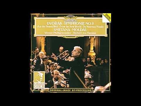 "[HD] Bedřich Smetana : ""Die Moldau"" / Karajan / Vienna Philharmonic"
