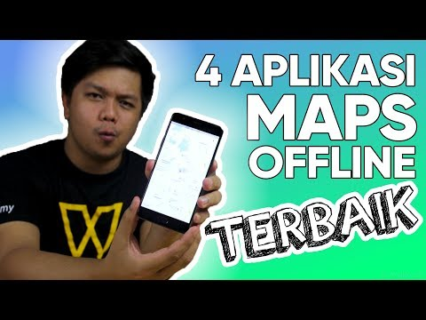 4 Aplikasi Maps Offline Yang Terbaik !!! | Tips Gajet