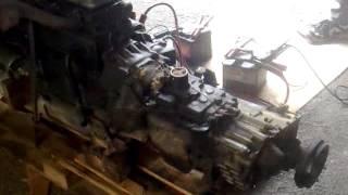 phase démarage du moteur H du sud