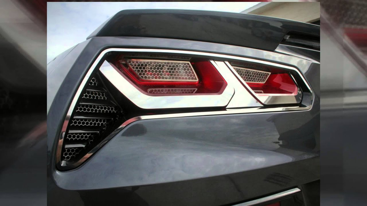 2014 chevrolet c7 corvette stingray accessories from american car craft youtube
