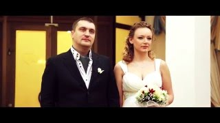 Свадьба для двоих. Москва.