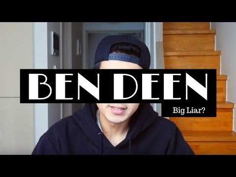 Body Language: Ben Deen HELD HOSTAGE in Home: RE: Something Real Messed Up Happened To Me.