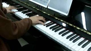HKSMF 64th Piano 2012 Class 125 Grade 7 Clara Schumann Piece Fugitive Op.15 No.1 第64屆 音樂節