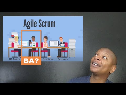 Business Analyst Day in the Life : What Agile Business Analysts Actually Do in Agile Scrum
