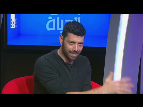 بتحلى الحياة – مسلسل الحب الحقيقي – الممثل جوليان فرحات  - 18:22-2017 / 12 / 15
