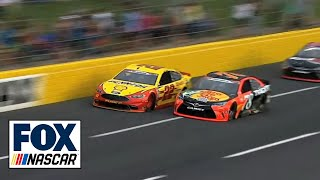 Radioactive: Charlotte - Did the #78 lead like every lap? - NASCAR Race Hub