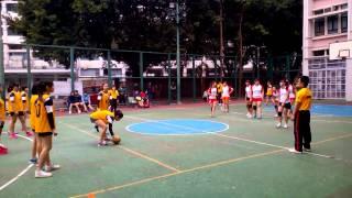 20141207閃避球比賽 聖嘉勒vs九龍三育 part 3