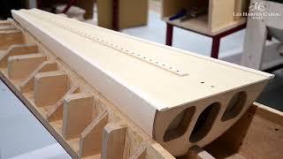 La Minute Camac : La source sonore - 60 Seconds with Camac Harps: the source of the sound