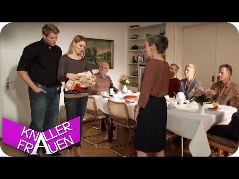 Willkommensgeschenk  Knallerfrauen mit Martina Hill  Die 3. Staffel
