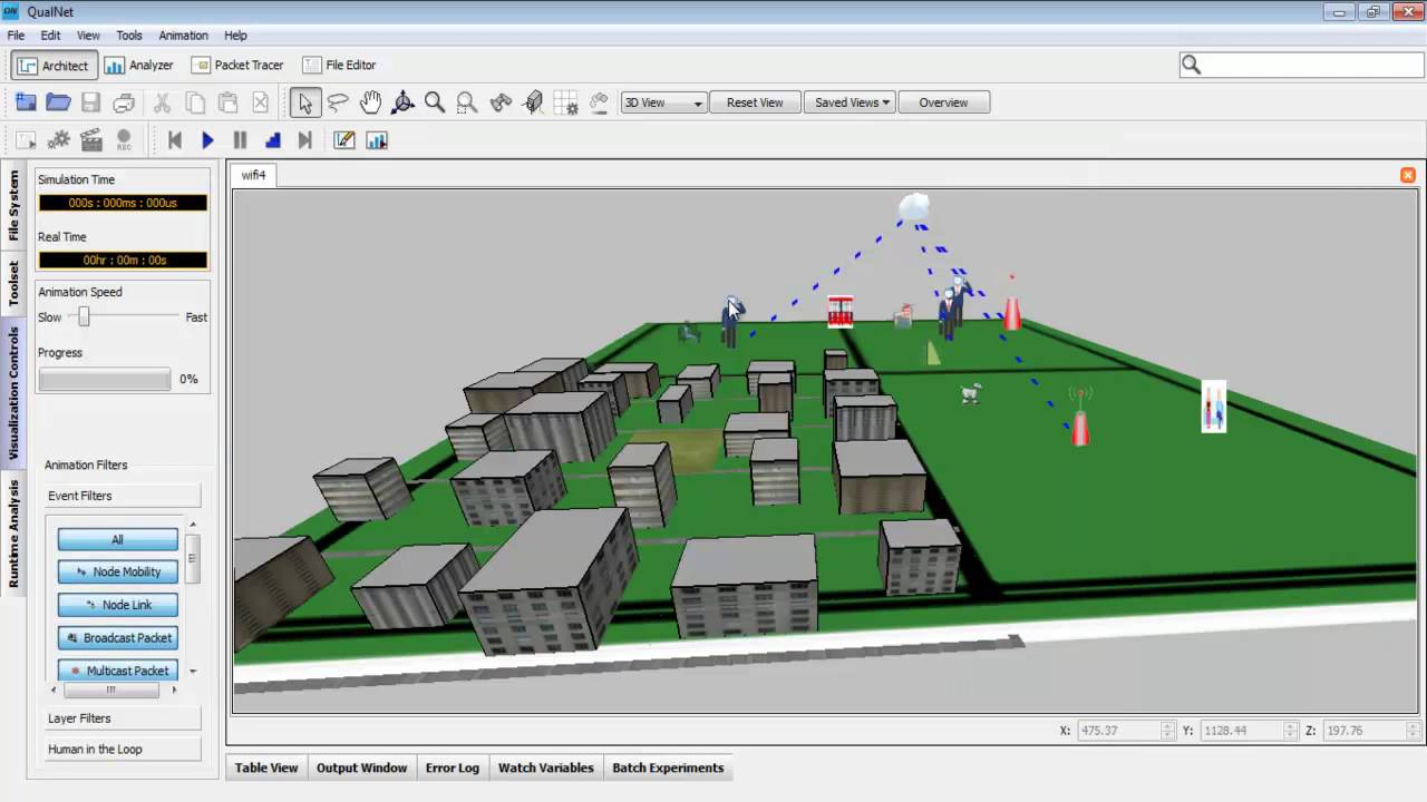 Wireless Network Design Tools Wire Center Home Diagram Wifi Simulation Youtube Rh Com Integrative