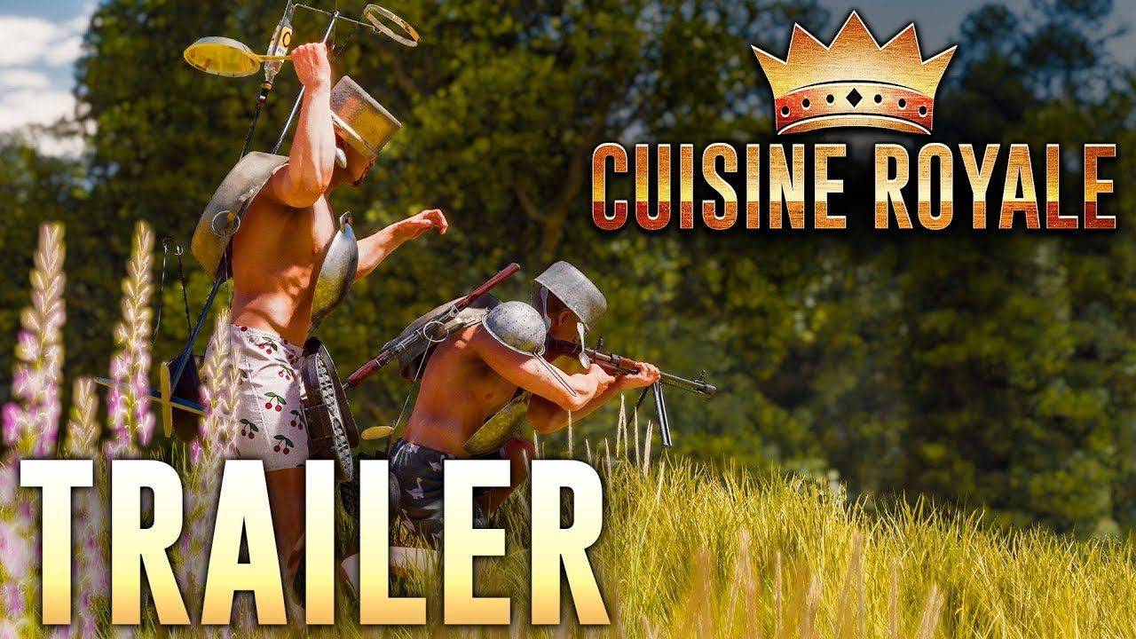 Cuisine Gameplay Cuisine Royale Gameplay Trailer