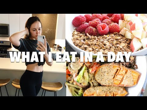 WHAT I EAT TO LOSE WEIGHT - meal prep + healthy recipe ideas