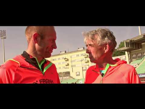 Frank Shorter - Oslo Maraton