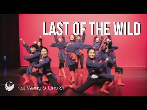 Last Of The Wild | Kat And Lina's Mongolian Dance 蒙古舞 | Pan-Asian Dance Troupe