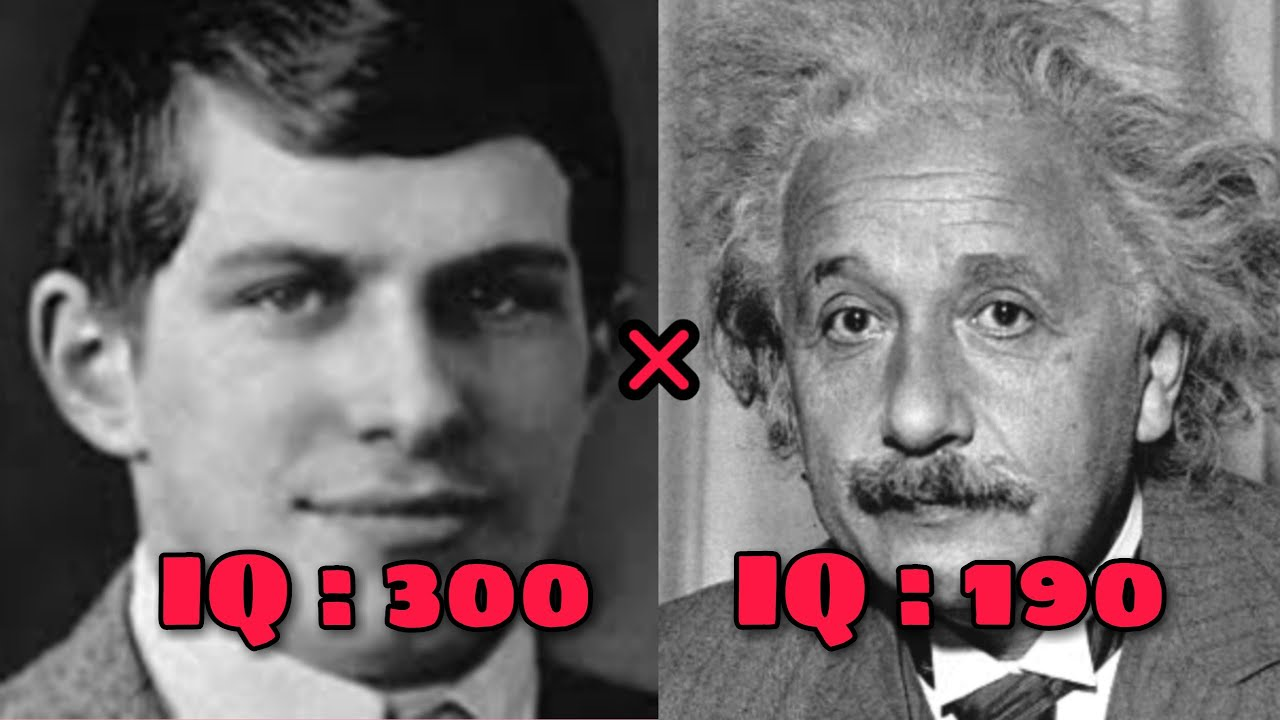 Top 10 People With The Highest IQ In The World | Smartest