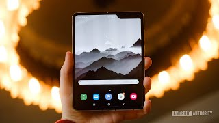 NOT a Galaxy Fold review