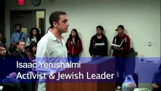 UC Irvine Jewish Students Break the Silence