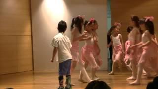 Irish dance & Pink Panther