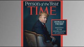 مجلة التايم تختار دونالد ترمب شخصية للعام 2016