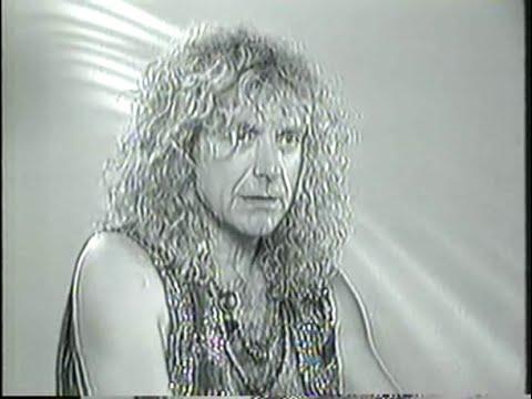 Robert Plant - Gente de Expressão - Bruna Lombardi