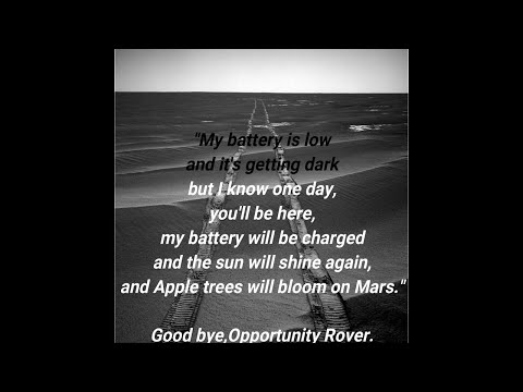 mars rover final message - photo #31
