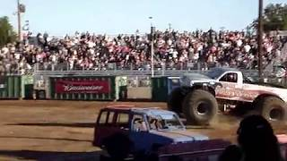 Monster Truck Nationals. Red Bluff CA. (explicit lyrics)